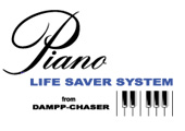 Dampp-Chaser Piano Life Saver System